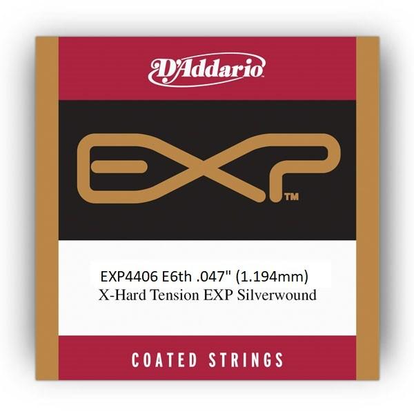 DAddario - EXP4406 E6 Einzel aus EXP44