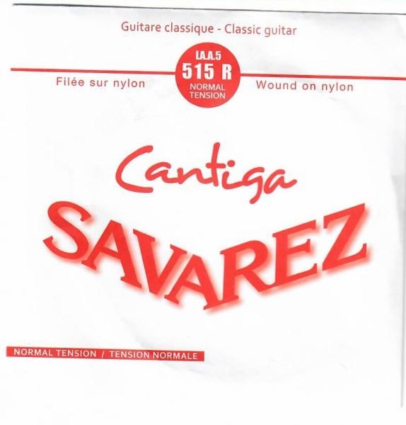 Savarez - 515R A5 Cantiga ES 510CR