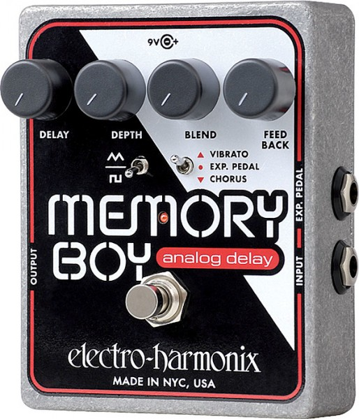 Electro Harmonix - Memory Boy Analog Delay