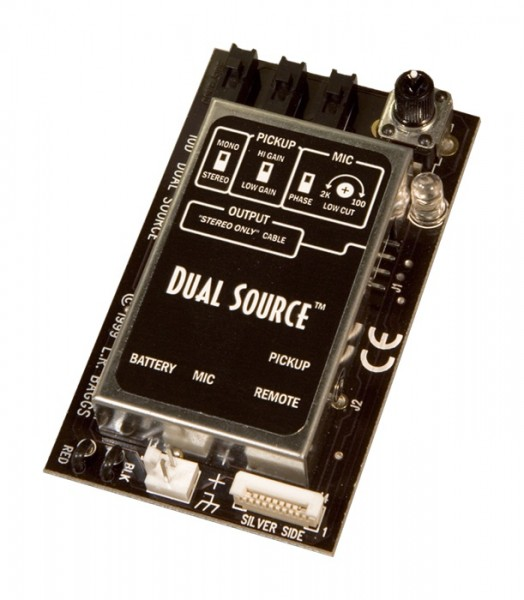 Dual Source System Element