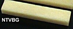 DIV - NTVBG Vintage Bone Sattelrohl.