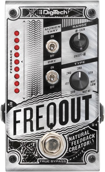 Digitech - GreqOut Natural Feedback