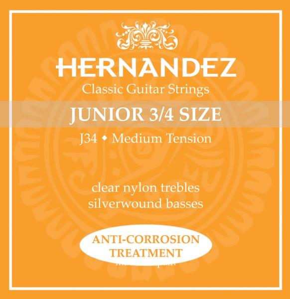 Hernandez - JK34 Junior 3/4 Größe Medium