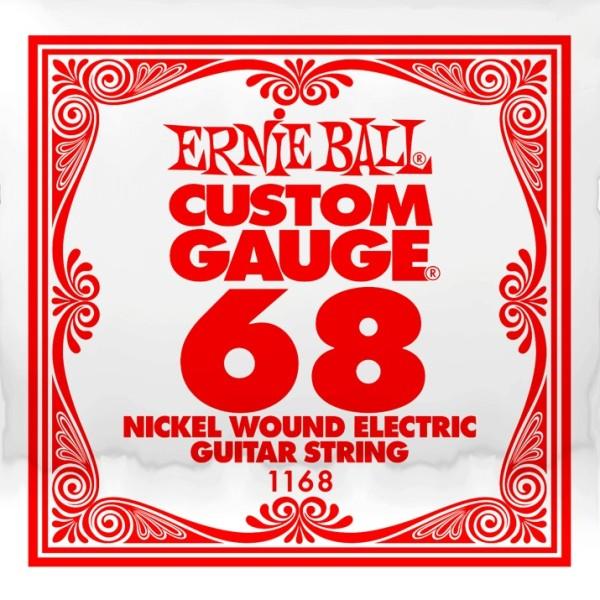Ernie Ball - EB1168 Einzels Wound Nickel