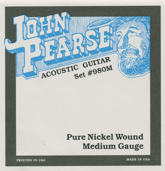 John Pearse - 980M Pure Nickel Wound 13-57