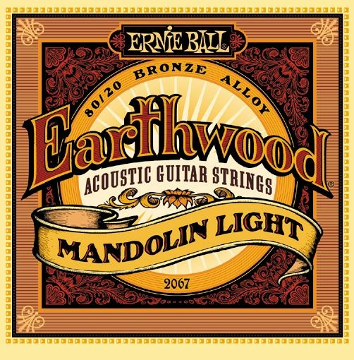 Ernie Ball - EB2067 Earthwood Bronze