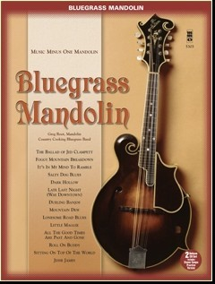 MMOCD5303 Bluegrass Mandolin