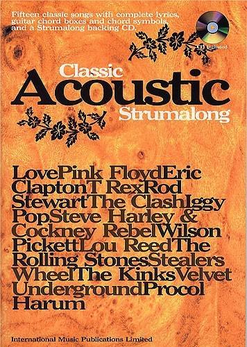 HAL LEONARD - IMP9844a Classic Acoustic