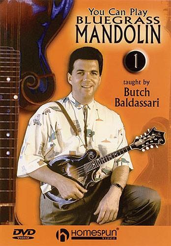 HAL LEONARD - HL00641635 Bluegrass Mandolin