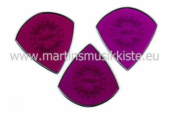 Gravity Guitar Picks - Sunrise Standard 0,90mm 3er P
