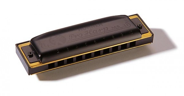 Hohner - M564086 Pro Harp G MS