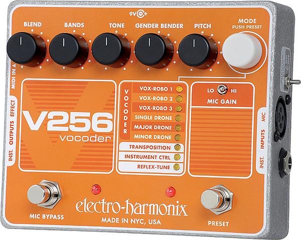 Electro Harmonix - V256 Vocoder