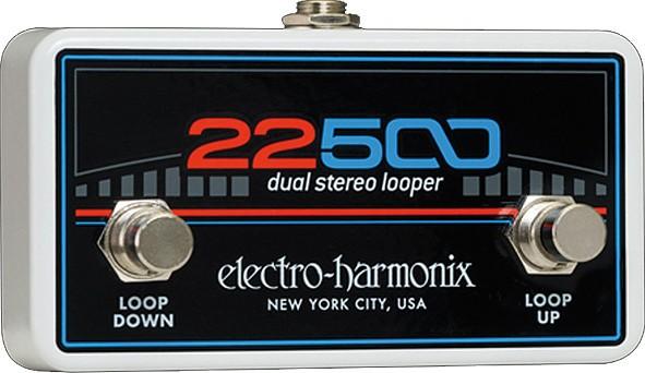 Electro Harmonix - 22500 Loop Foot Control