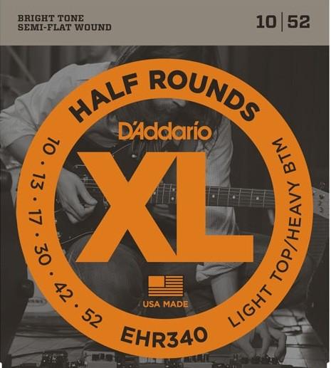 EHR340 Halfround stainlessst.