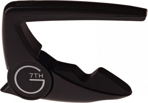 G7th - G7th schwarz 2 Acoustic