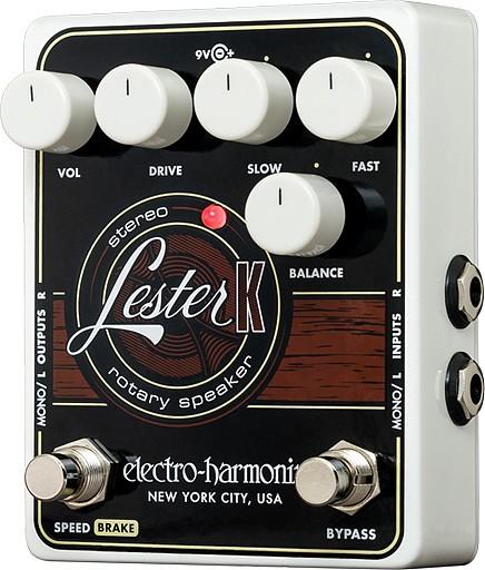 Electro Harmonix - Lester K Rotary Speaker Emulat