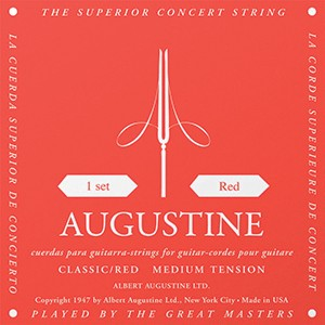 AUGUSTINE - A40R Concert rot