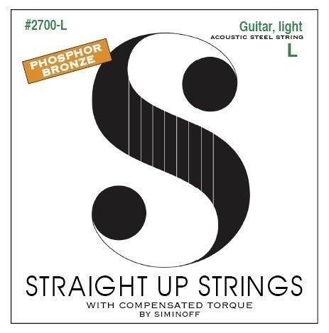 StraightUpStrings - 2700L 11-525 light Phosphor Br