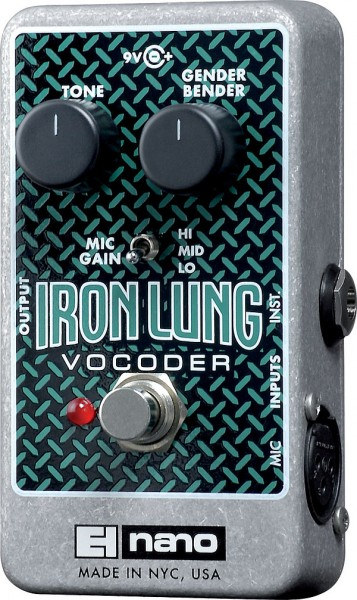Electro Harmonix - Iron Lung Vocoder
