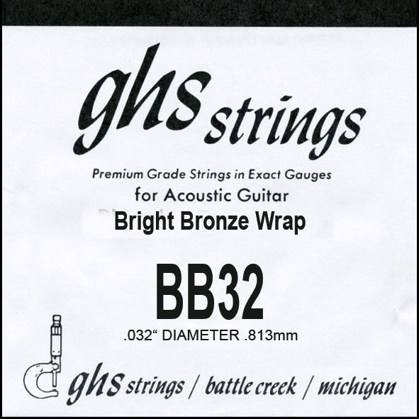 BB32 Bright Bronze 032 wound