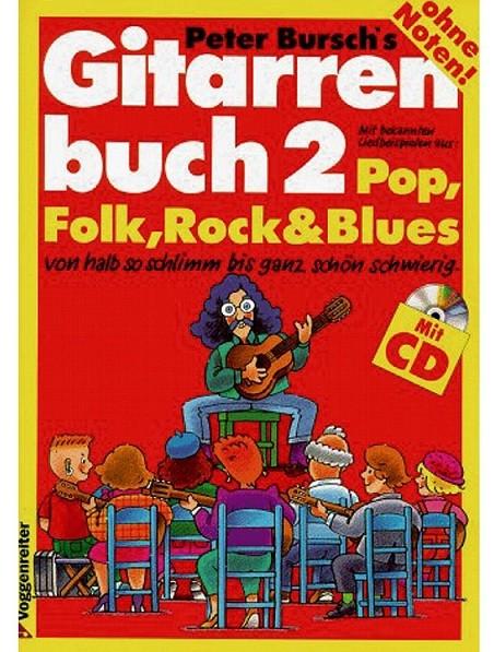 Voggenreiter - VOGG 214 Gitarrenbuch 2