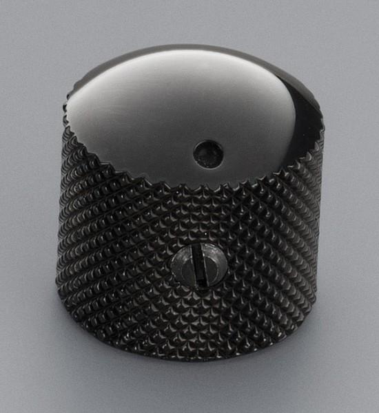 Schaller - Dome Speed Knob black 2 Stück
