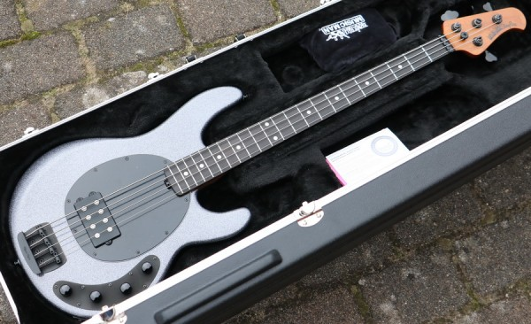 Music Man - Stingray Special H Charcoal Sp