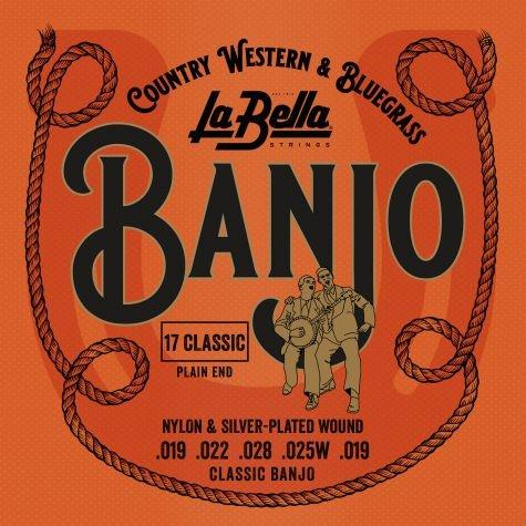 SET17 5S Nylon Banjo