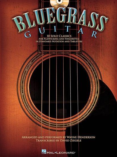 HL00700184 Bluegrass Guitar