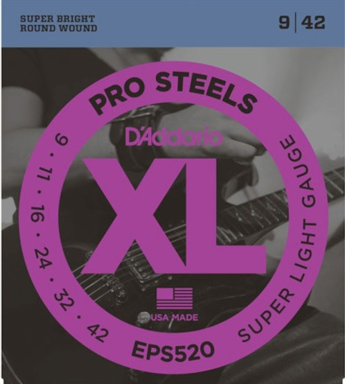 EPS520 Pro Steels Super Light