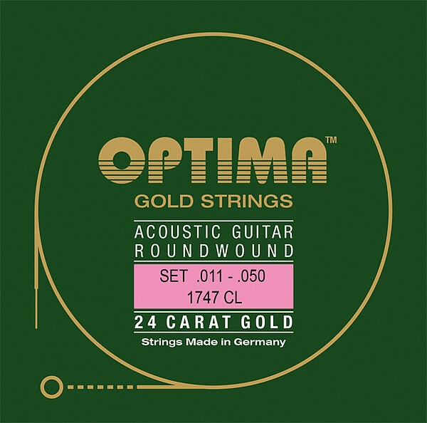 1747CL Optima Gold Custom L
