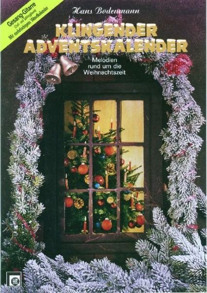Edition Melodie - Klingender Adventskalender Git