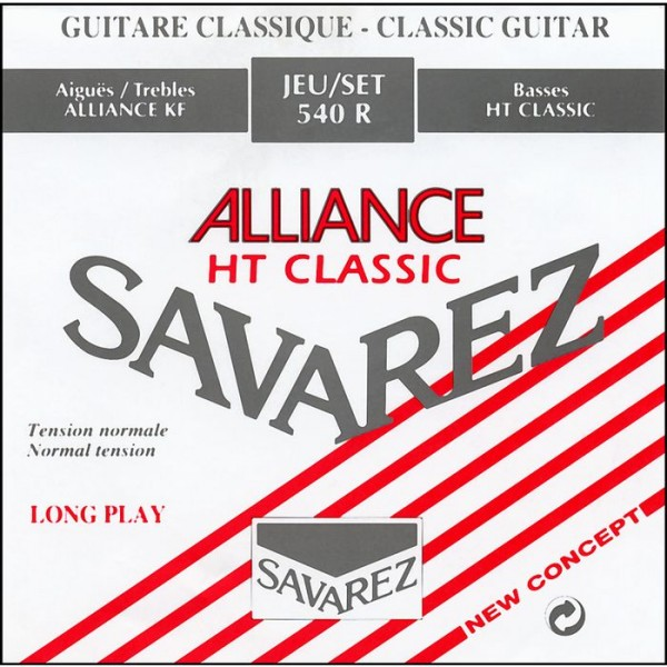 Savarez - 540R Alliance rot standard