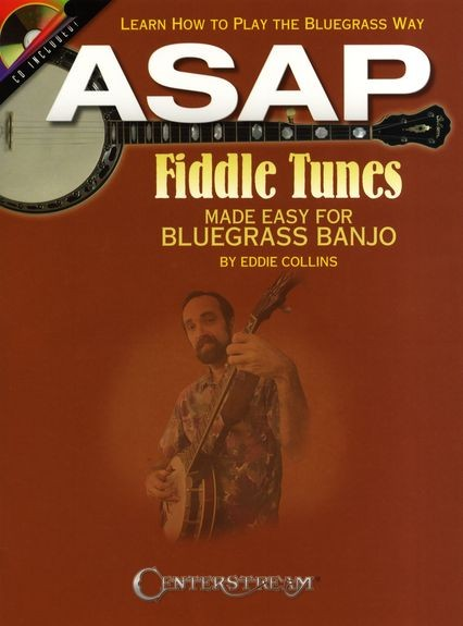 HAL LEONARD - HL00001459 ASAP Fiddle Tunes