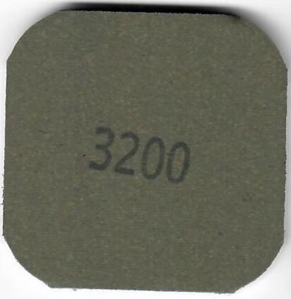 MM3200 Pad 5x5 Körnung 3200