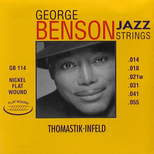 GB114 George Benson FW