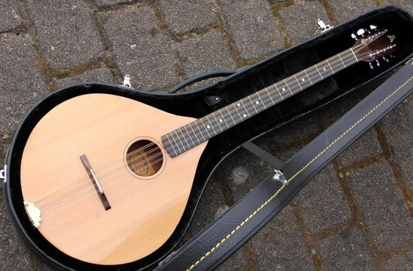 Ashbury - Irish Bouzouki solid spruce
