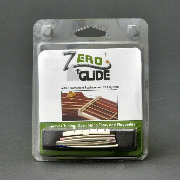 Zero Glide Nut - ZS1L slotted 36,5mm lefty