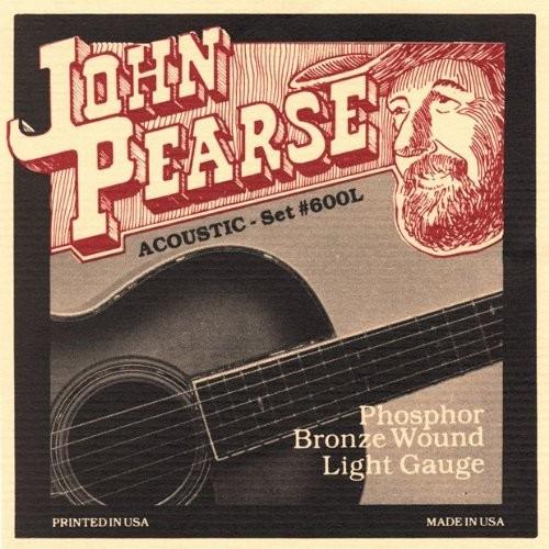 John Pearse - 600L Phosphor Bronze