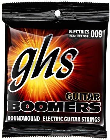GHS - GB7L Boomers 7 string Light