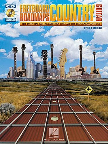HAL LEONARD - HL00695353 Fretboard Roadmaps