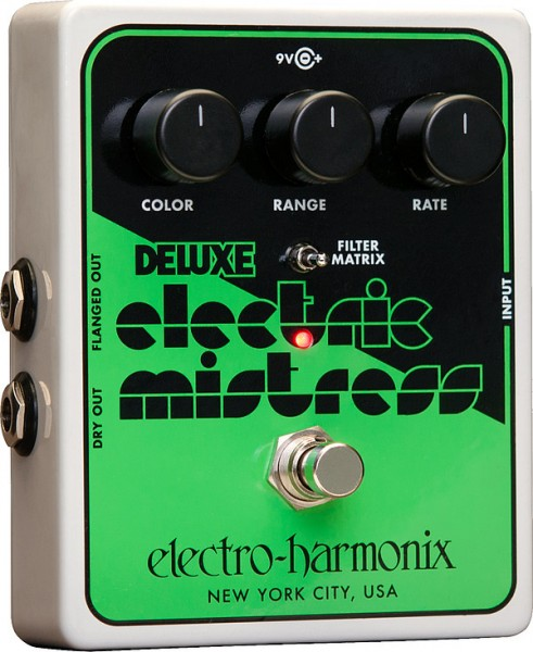 Electro Harmonix - Deluxe El Mistress XO Flanger