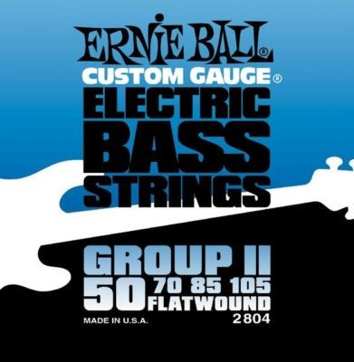 Ernie Ball - EB2804 Flatwound 50-105