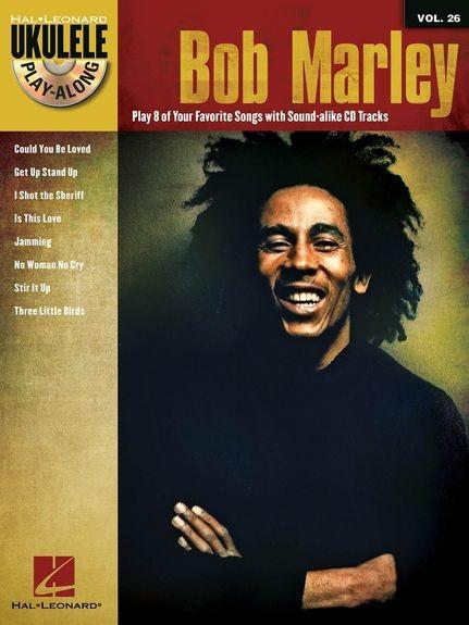 HAL LEONARD - HL00110399 UPA Bob Marley