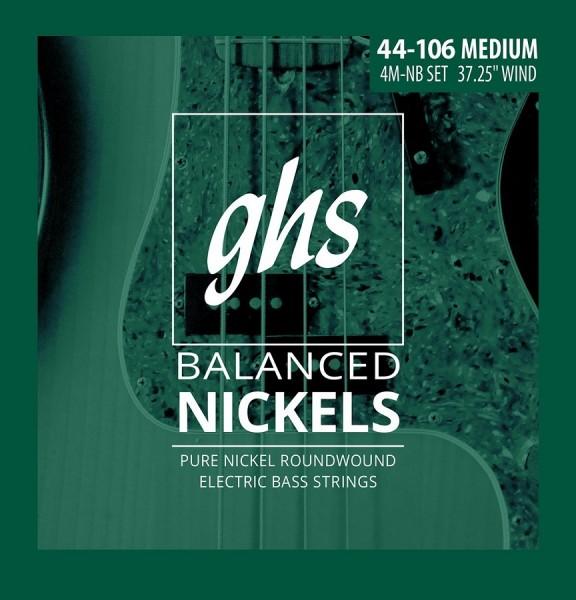 GHS - 4M-NB Balanced Nickels 44-106