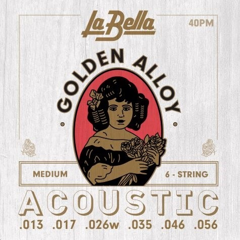 La Bella - 40PM Bronze Golden Alloy13