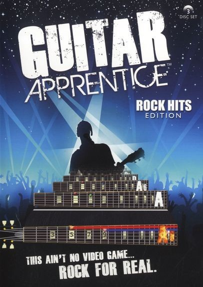 HAL LEONARD - HL00321260 Guitar Apprentice