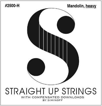 StraightUpStrings - 2500H Heavy 115 17 26 41
