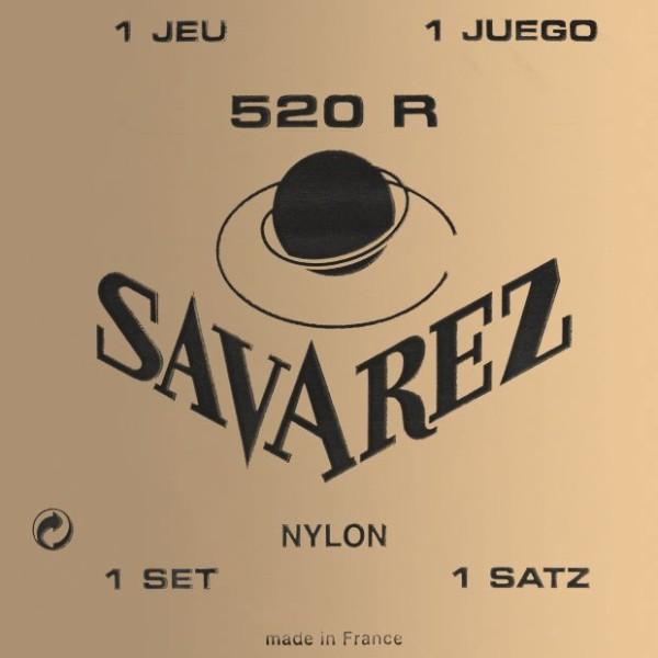 Savarez - 520R  Concert rot standard