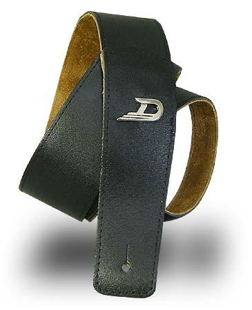Duesenberg - ADGXL Gurt XL Leder schwarz